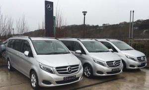 Minivan Fleet