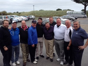 Castle Executaive Coaches Golf tour